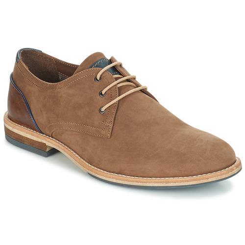 kengät Miehet Derby-kengät André LIBERO Brown