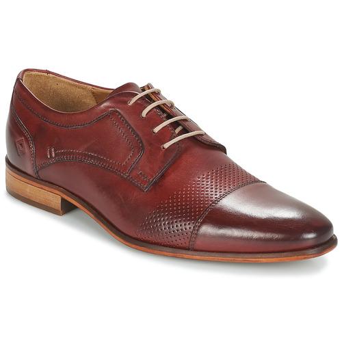 kengät Miehet Derby-kengät André LIVING Bordeaux