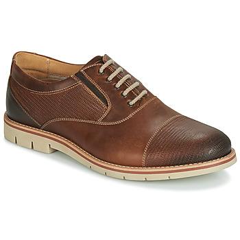 kengät Miehet Herrainkengät André SIMPLY Brown