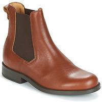 kengät Naiset Bootsit Aigle ORZAC W 2 Konjakki