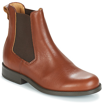 kengät Naiset Bootsit Aigle ORZAC W 2 Cognac