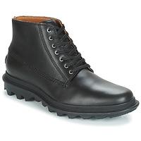 kengät Miehet Bootsit Sorel ACE™ CHUKKA WATERPROOF Black