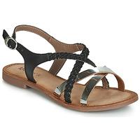 kengät Naiset Sandaalit ja avokkaat Kickers ETHY Black