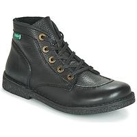 kengät Naiset Bootsit Kickers LEGENDIKNEW Black