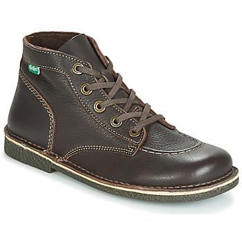 kengät Naiset Bootsit Kickers LEGENDIKNEW Brown