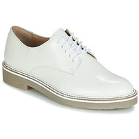 kengät Naiset Derby-kengät Kickers OXFORK Valkoinen