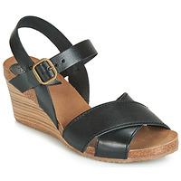 kengät Naiset Sandaalit ja avokkaat Kickers SALAMBO Black