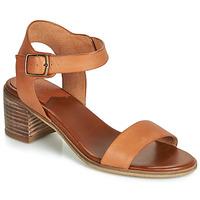 kengät Naiset Sandaalit ja avokkaat Kickers VOLOU Camel