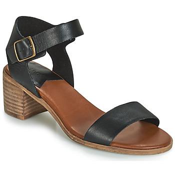 kengät Naiset Sandaalit ja avokkaat Kickers VOLOU Black