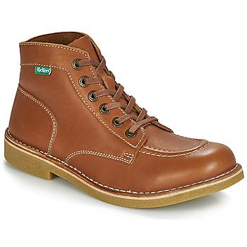 kengät Miehet Bootsit Kickers KICKSTONER Camel