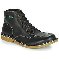 kengät Miehet Bootsit Kickers KICKSTONER Black