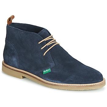 kengät Miehet Bootsit Kickers TYL Laivastonsininen