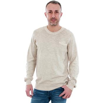 vaatteet Miehet Neulepusero Calvin Klein Jeans J3EJ302035 290 Beige