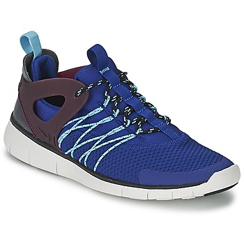 kengät Naiset Matalavartiset tennarit Nike FREE VIRTUS Blue