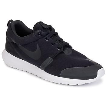 kengät Miehet Matalavartiset tennarit Nike ROSHE RUN Black