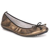 kengät Naiset Balleriinat Mac Douglas ELIANE BRONZE / Black