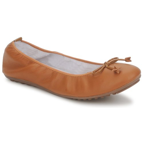 kengät Naiset Balleriinat Mac Douglas ELIANE Chataigne