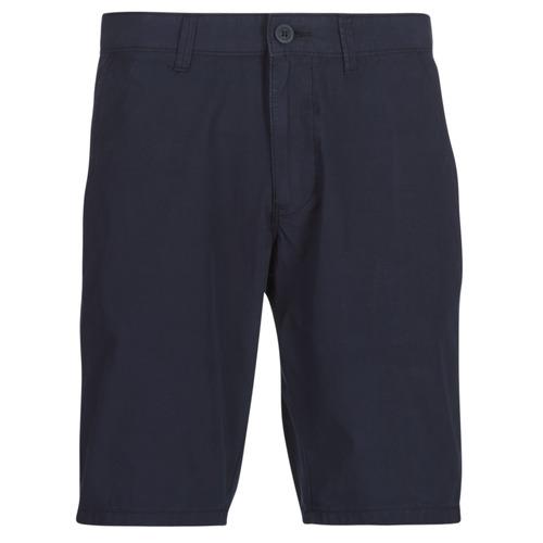 vaatteet Miehet Shortsit / Bermuda-shortsit Napapijri NAKURO 2 Laivastonsininen