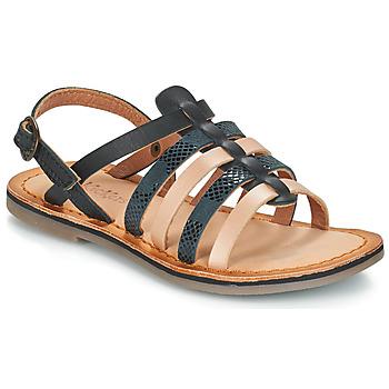 kengät Tytöt Sandaalit ja avokkaat Kickers DIXON Black