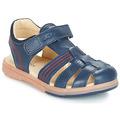 kengät Pojat Sandaalit ja avokkaat Kickers