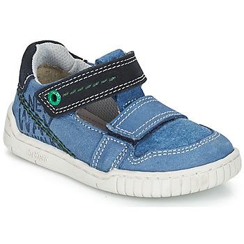 kengät Pojat Sandaalit ja avokkaat Kickers WHATSUP Sininen