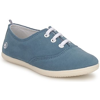 kengät Lapset Matalavartiset tennarit Petit Bateau KENJI GIRL Blue