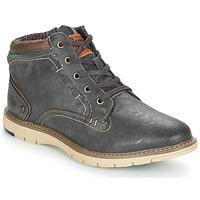 kengät Miehet Bootsit Mustang YELOU Grey