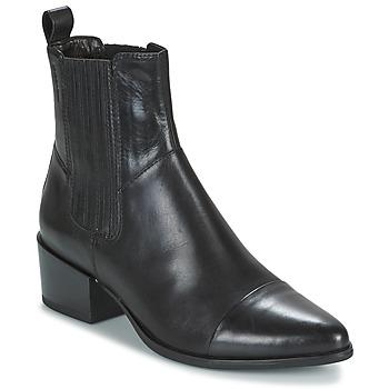 kengät Naiset Nilkkurit Vagabond Shoemakers MARJA Musta