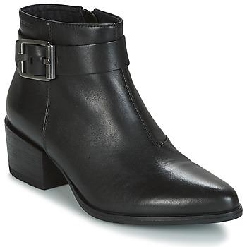 kengät Naiset Nilkkurit Vagabond MARJA Black