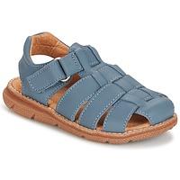 kengät Pojat Sandaalit ja avokkaat Citrouille et Compagnie GLENO Farkku