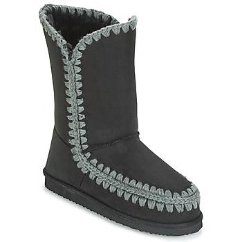 kengät Naiset Saappaat LPB Shoes NATHALIE Black