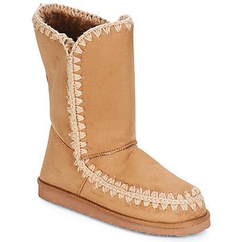 kengät Naiset Saappaat LPB Shoes NATHALIE Camel