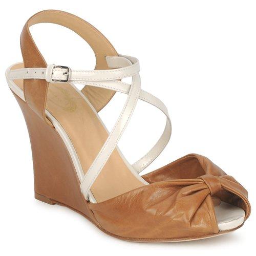 kengät Naiset Sandaalit ja avokkaat Paul & Joe MYRTI Camel / Ecru