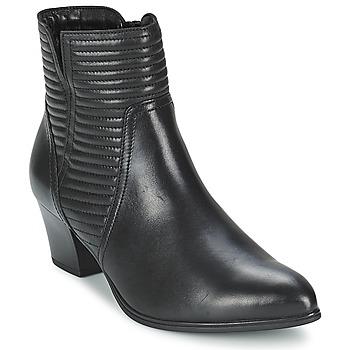 kengät Naiset Nilkkurit Gabor ABENBERG Black