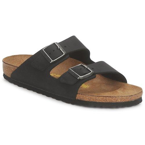 kengät Miehet Sandaalit Birkenstock ARIZONA PREMIUM Black