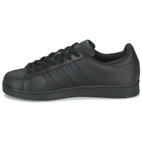 Adidas Originals Superstar Foundation Black - Ilmainen Toimitus- Kengät Matalavartiset Tennarit
