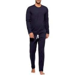 vaatteet Miehet pyjamat / yöpaidat Impetus GO60024 039 Sininen