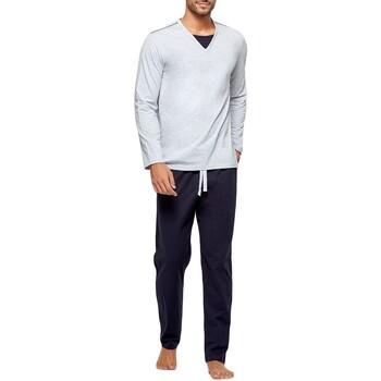 vaatteet Miehet pyjamat / yöpaidat Impetus GO62024 073 Harmaa