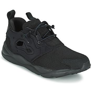 kengät Miehet Matalavartiset tennarit Reebok Classic FURYLITE Black