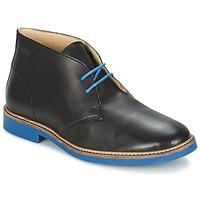 kengät Miehet Bootsit Aigle DIXON MID 3 Black