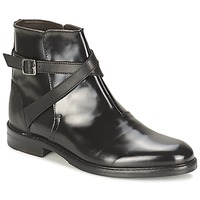 kengät Naiset Bootsit Hudson IRVINE Black