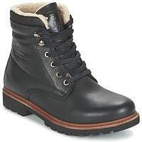 kengät Miehet Bootsit Panama Jack PANAMA Black