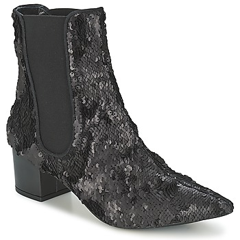 kengät Naiset Bootsit RAS ANAHI Black