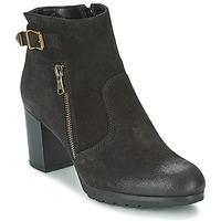 kengät Naiset Nilkkurit Samoa FINOLER Black