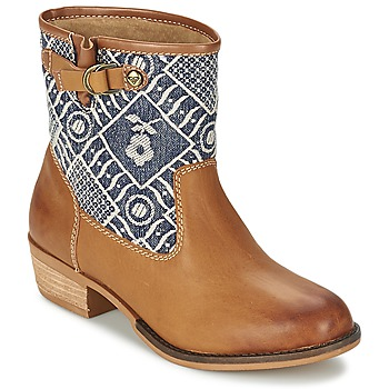kengät Naiset Bootsit Roxy CLYDE Brown