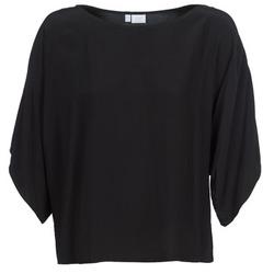 vaatteet Naiset Topit / Puserot Alba Moda 202586 Black