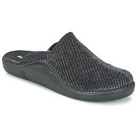 kengät Miehet Tossut Romika MOKASSO 220 Black