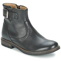 kengät Tytöt Bootsit Shwik WACO BASE Black
