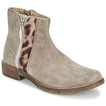 kengät Tytöt Bootsit Shwik TIJUANA WILD Taupe