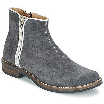 kengät Tytöt Bootsit Shwik TIJUANA BIDING Grey